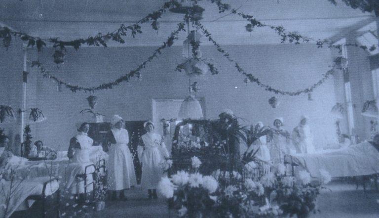 Nurses Ward Christmas