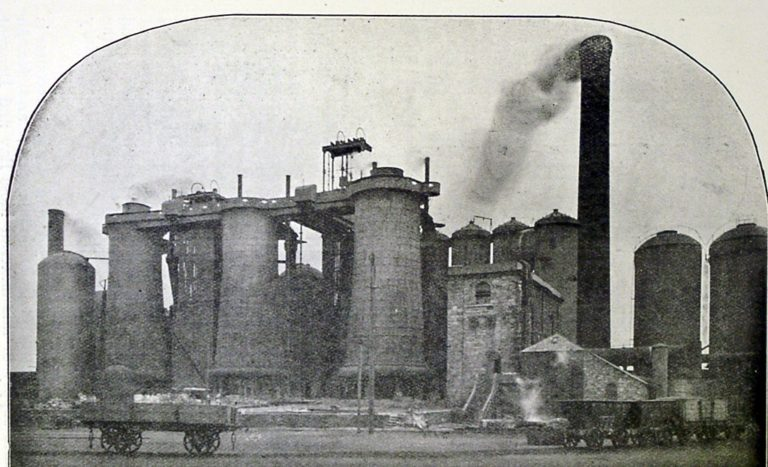Old Side Iron Wks Workington