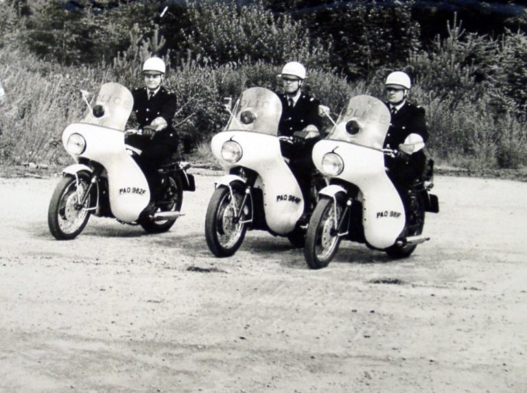 Police MBikes