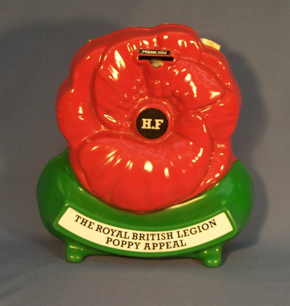 Poppy Money Box 1