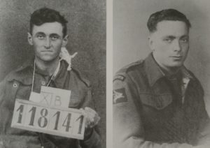 Prisoner Of War Identification Photo