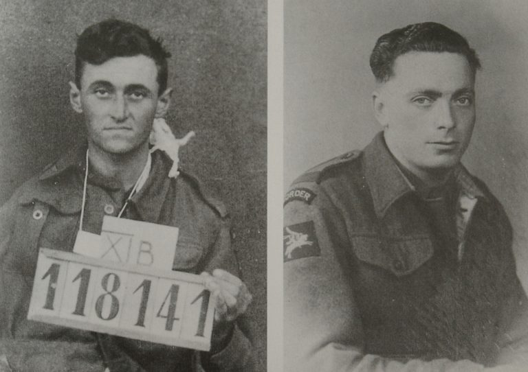 Prisoner Of War Identification Photo