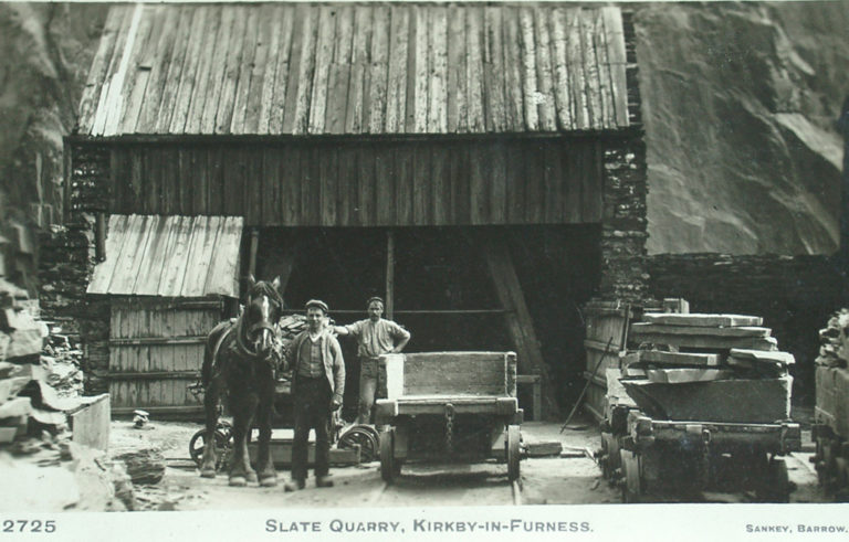 Quarry Horse Wood Shed