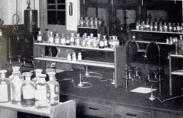 School Chemistry