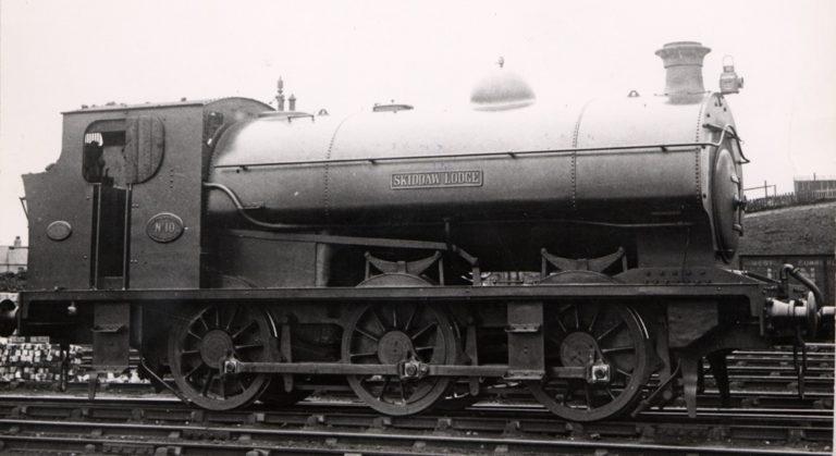 Skiddaw Lodge Steam Train C 1920