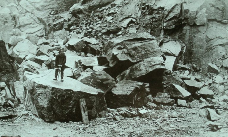 Slate Quarry Block