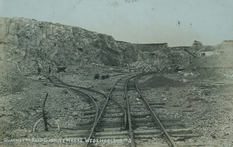 Slate Quarry Rails