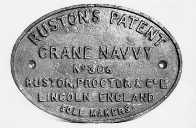 Steam Navvy badge