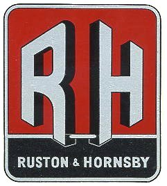 Steam navvy Ruston Hornsby
