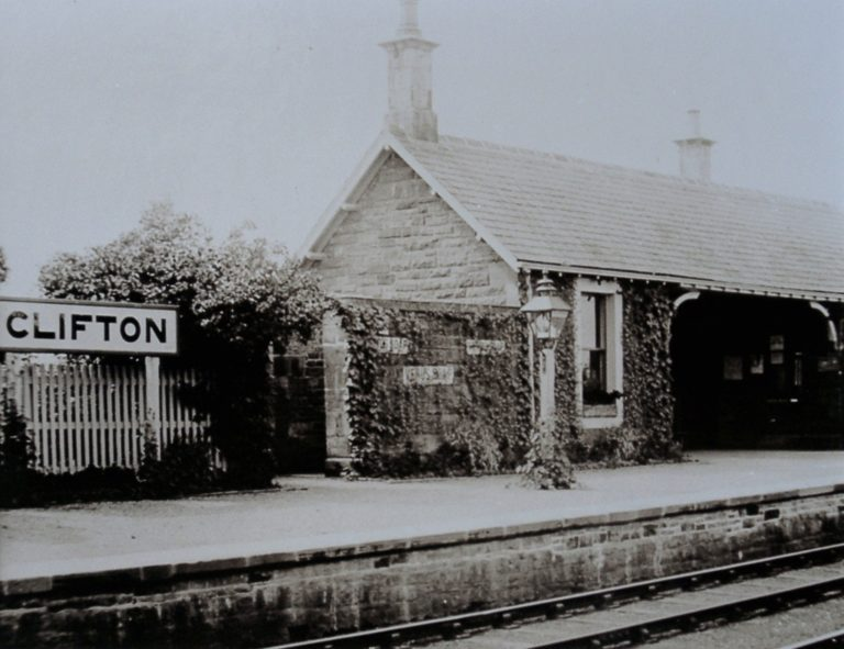 Train Station Clifton