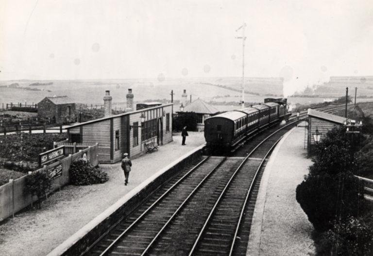 Train Station High Harrington