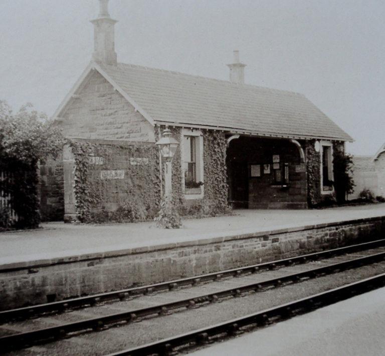 Train Station Empty 01