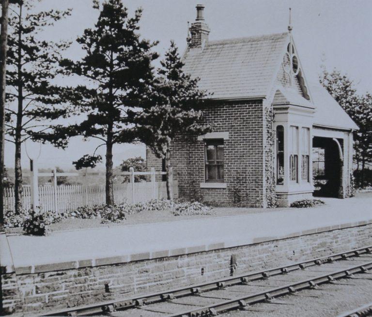 Train Station Empty 02