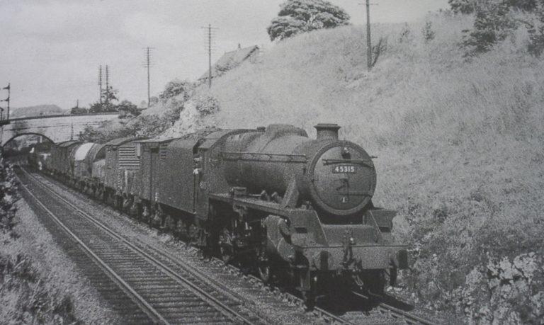 Trains Steam Train Freight