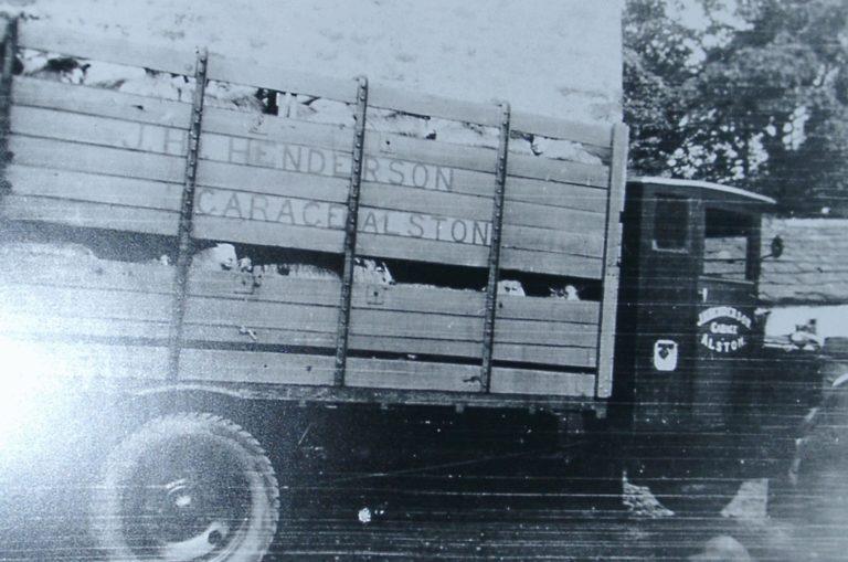 Truck Dennis 1926 Lambs