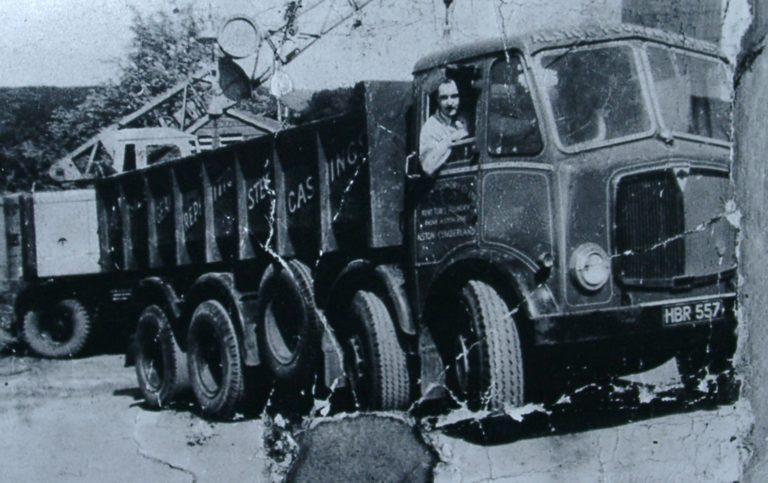 Truck Haulage Firm