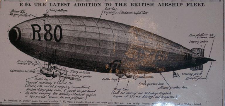 War Balloon R80