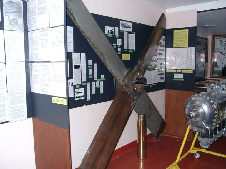 War Barrage Balloon Propeller 2