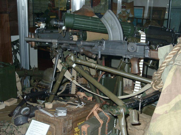 War Machine Guns