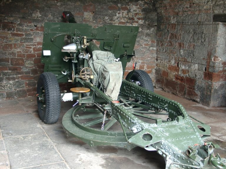 War Field Gun Rear