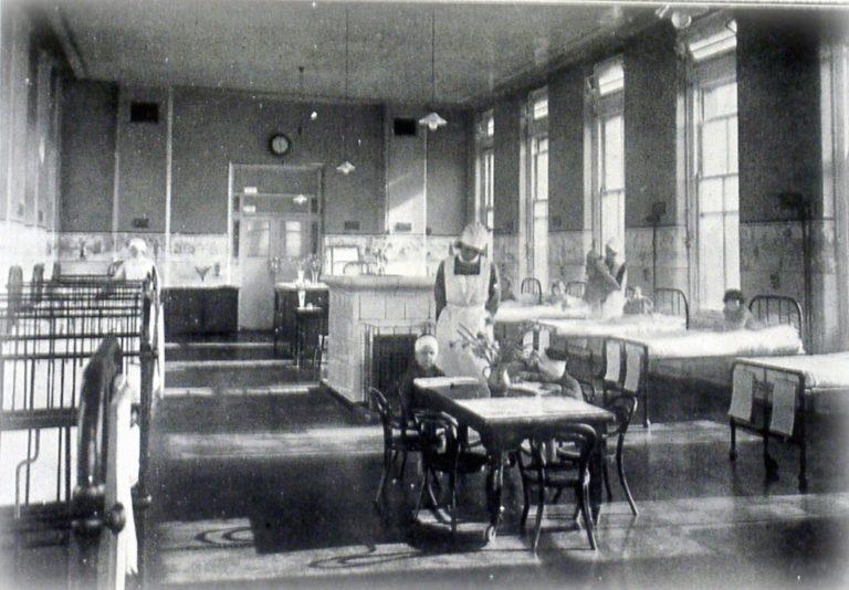 Ward W Nurse
