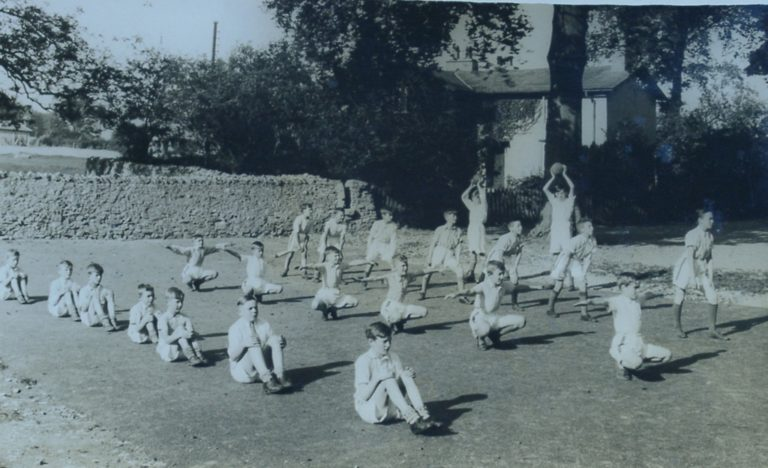 Kids School PE
