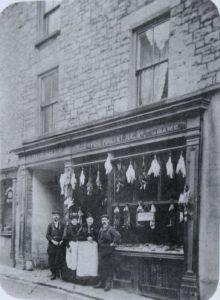 Shop Butcher Fowl Hanging 1